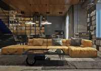 Salon  la dcoration industrielle : mon guide ultime