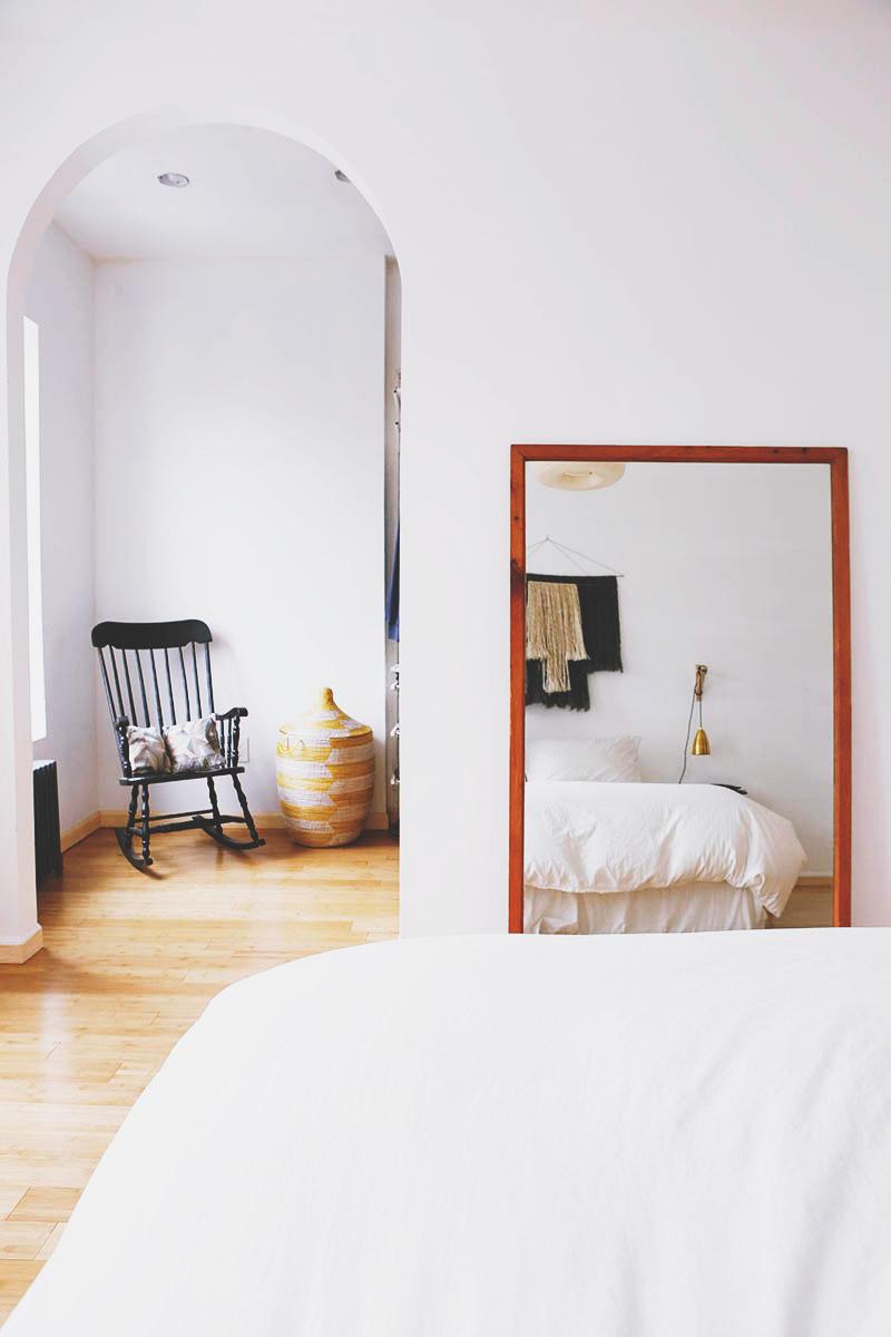 Belle R Novation Et Une Touche Boh Me Dans Une Maison Brooklyn Decouvrirdesign
