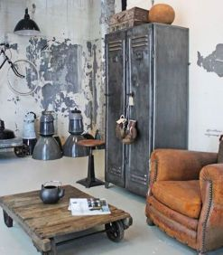 selection deco style industriel