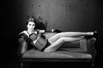 1920s Boudoir