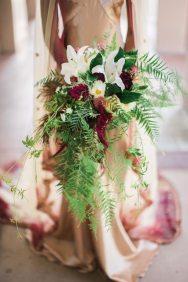 1920s Bridal Bouquet