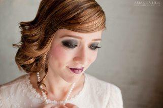 1920s Bridal Hair