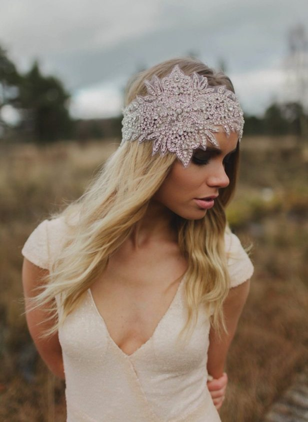 Reiss Boho 1920s Headpiece