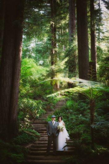 1920s Outdoor Wedding