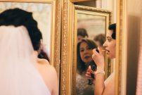 1920s Wedding Makeup