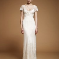 Art Deco Gowns || Jenny Packham 2012