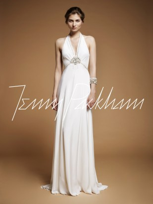 Art Deco Wedding Dress