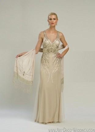 Sue Wong Deco Dress N2124