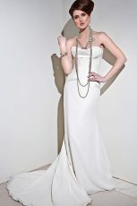 20s Wedding Gown