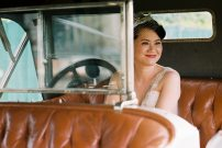 Vintage Wedding Car Rolls Royce