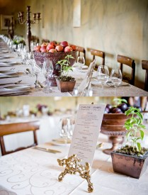 Rustic Deco South Africa Wedding