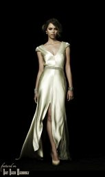 Monaco Deco Gown Johanna Johnson