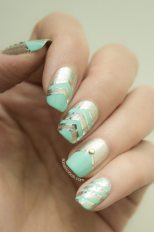 Art Deco Manicure