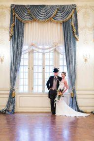 Art Deco Wedding MO