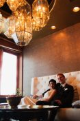 Art Deco Wedding Austin