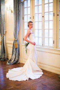 Art Deco Wedding Dress