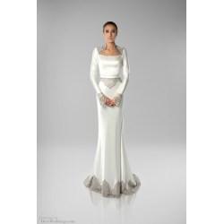 Small Crop Of Art Deco Wedding Dress