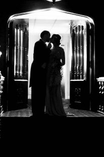 Art Deco Wedding Missouri