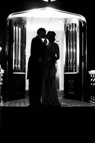 Art Deco Wedding Missouri