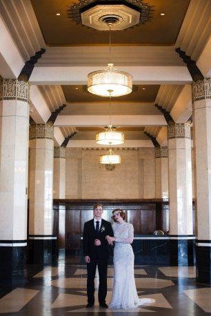 Carlisle Room Texas Wedding