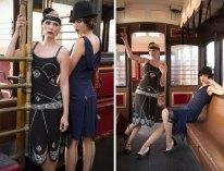 Flapper Fashion 1920s