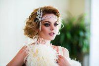 Gatsby Bridal Headband