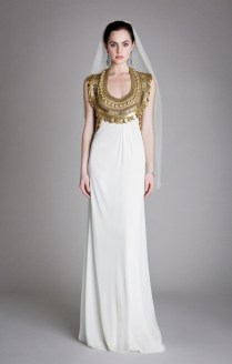 Goddess Dress by Temperley London