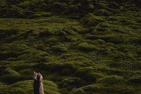Green Hills Iceland Wedding