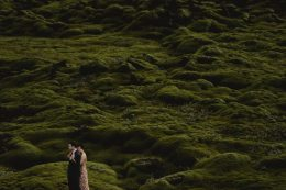 Green Hills Iceland Wedding