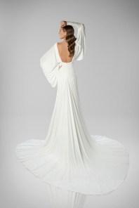 Long Sleeve Wedding Gown | Isabel Zapardiez