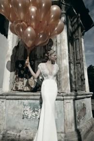 Pearl Wedding Dress by Galia Lahav