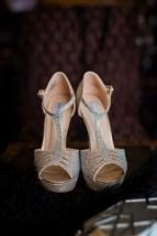 Roaring 20s Wedding Shoes