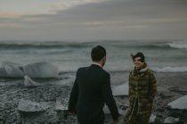 Vintage Style Wedding   Iceland