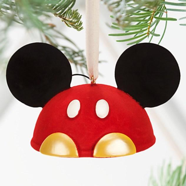 Llegan los adornos navide os a la disney store for Adornos navidenos mickey mouse