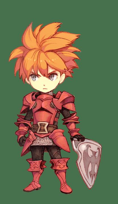 Heroe Adventures of Mana