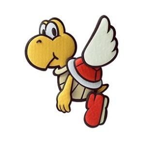 Paratroopa Paper Mario