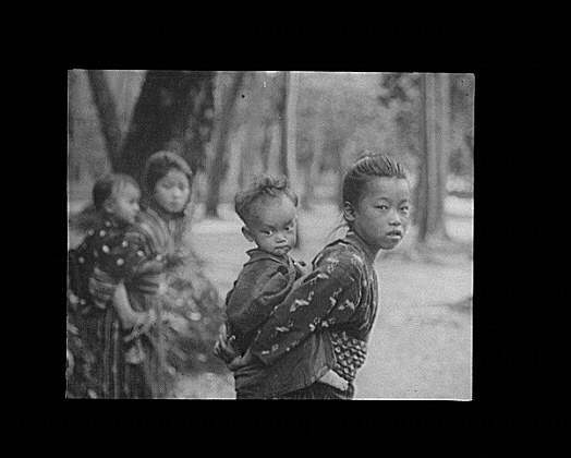Japon 1900 Arnold Genthe 10