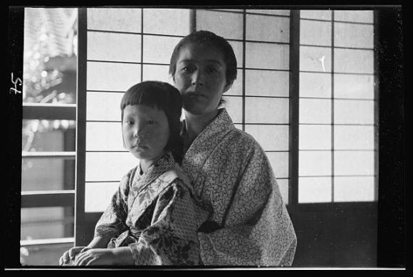 Japon 1900 Arnold Genthe 11