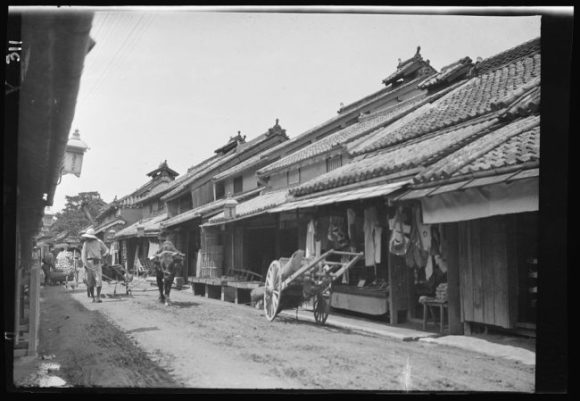 Japon 1900 Arnold Genthe 14