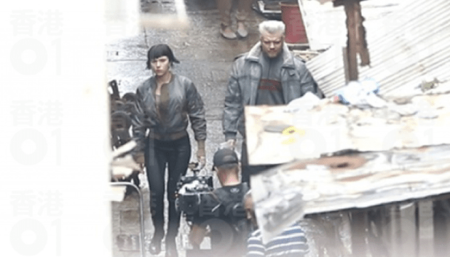 Ghost in the Shell pelicula live action 03