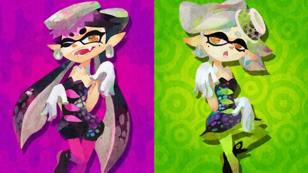 Mar Tina Splatfest Splatoon