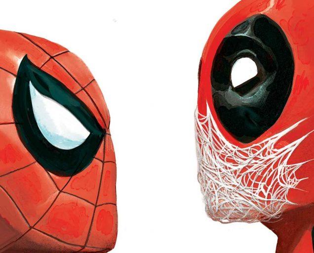 Spiderman Deadpool #6