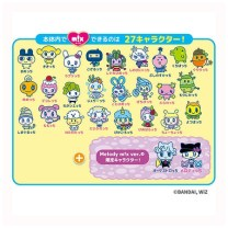 Tamagotchi Mix Melody characters