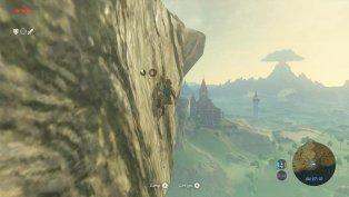 The Legend of Zelda Breath of the Wild gameplay 02