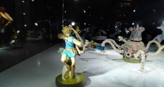 amiibo Legend of Zelda: Breath of the Wild PAL 01