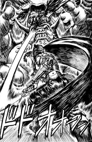 Berserk - viñeta para el anime