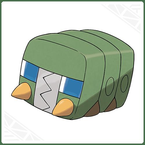 Charjabug Pokemon 1