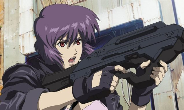Ghost in the Shell Prota