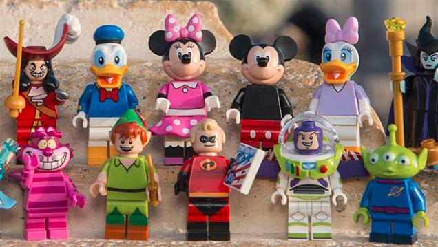 LEGO Dimensions Disney