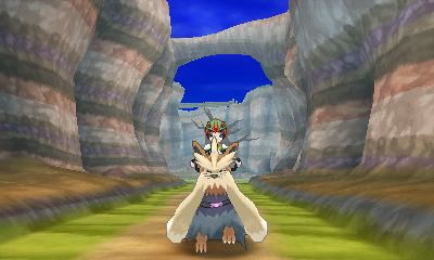 Pokemon Sol Luna montura